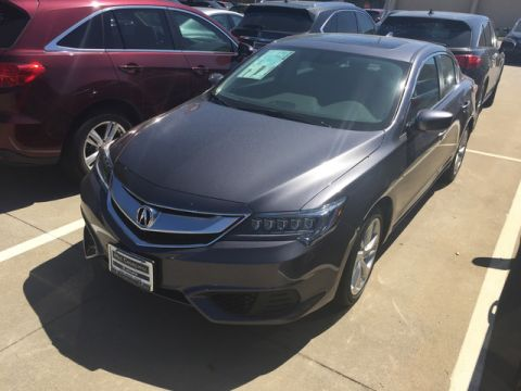 New Acura ILX with Premium Package