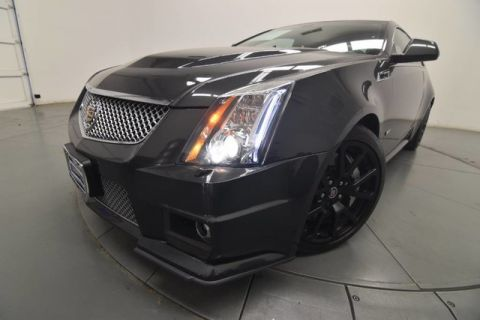 Used Cadillac CTS-V Coupe