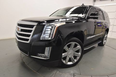 Used Cadillac Escalade Luxury Collection