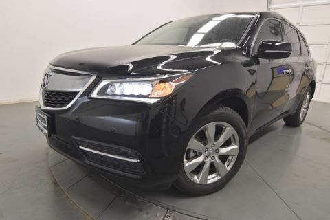 New Acura MDX SH-AWD with Advance and Entertainment Packages
