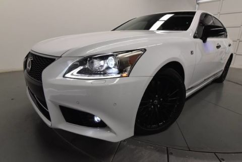 Used Lexus LS 460 Crafted Line