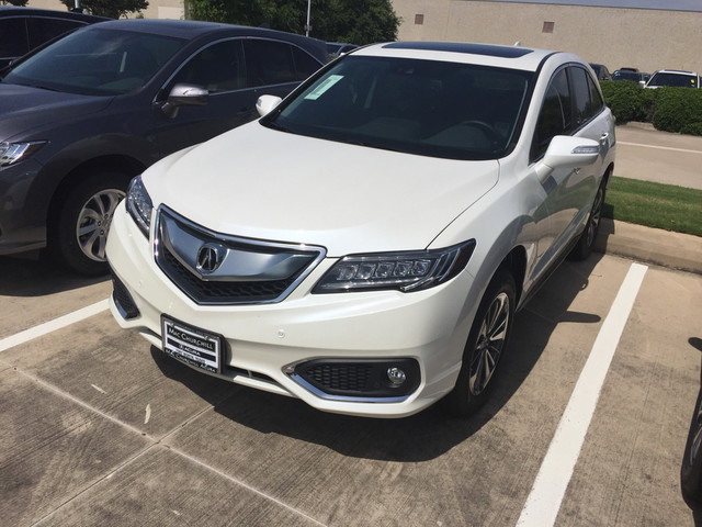 new 2017 acura rdx awd with advance package suv in fort worth hl009543 mac churchill acura. Black Bedroom Furniture Sets. Home Design Ideas