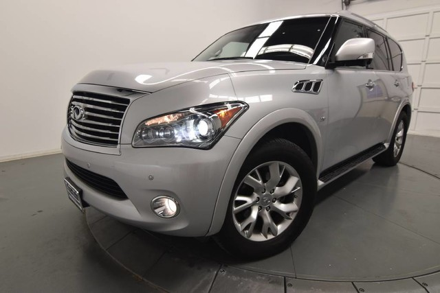 Pre Owned 2014 Infiniti Qx80 Suv In Fort Worth Dc68490p